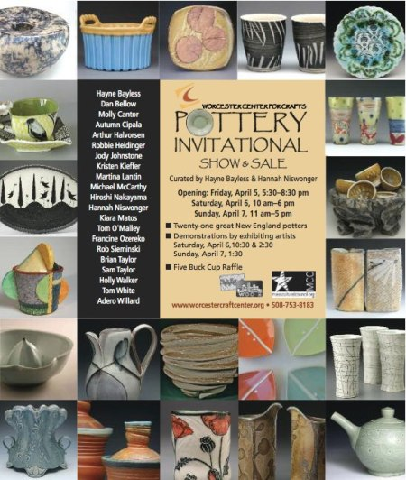WCC Pottery Invitational 2013