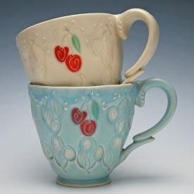 Kristen Kieffer cherry cups