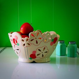 Kristen Kieffer fruit basket